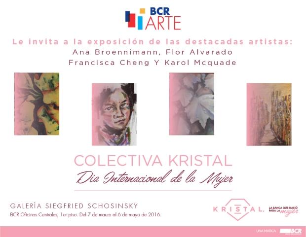 Colectiva Kristal 2016