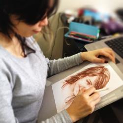 retrato-girl